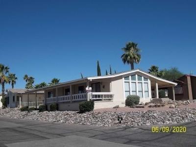 Mobile Home at 15301 N. Oracle Road #13 Tucson, AZ 85739