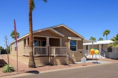 Mobile Home at 9333 E. University Dr. Lot# 80 Mesa, AZ 85207