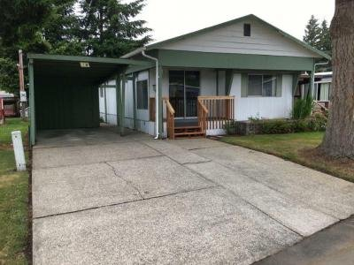Mobile Home at 3244 66Th Avenue Sw, Sp. #19 Olympia, WA 98512