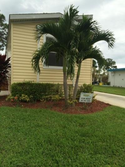 Mobile Home at 6392 S Ficus Lane Lantana, FL 33462