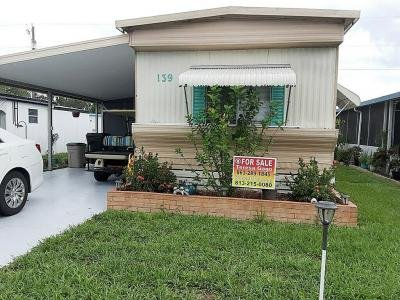 Mobile Home at 139 Jay Drive Winter Haven, FL 33880