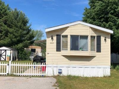 Mobile Home at 3337 Birchwood Muskegon, MI 49444