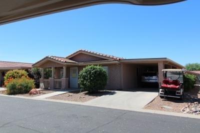 Mobile Home at 7373 E Us Hwy 60 #233 Gold Canyon, AZ 85118