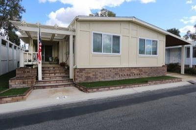 Mobile Home at 5200 Irvine Blvd., #374 Irvine, CA 92620