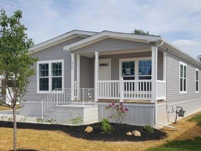 Mobile Home at 216 Pin Oak Circle Elyria, OH 44035