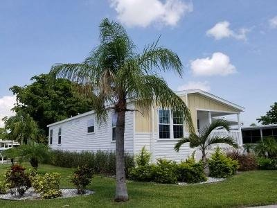 Mobile Home at 7190 42Nd Way N # 1215 Riviera Beach, FL 33404