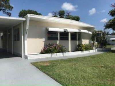 Mobile Home at 6186 N Guava Lane Lantana, FL 33462