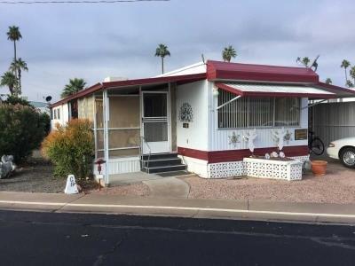Mobile Home at 2460 E Main St Lot G11 Mesa, AZ 85213