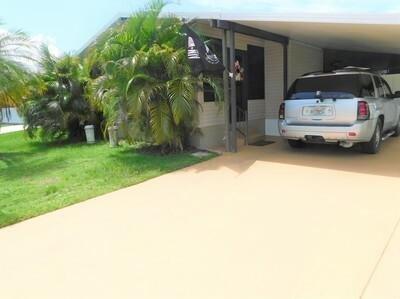 Mobile Home at 4749 Se Bywood Stuart, FL 34997