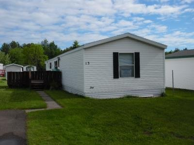 Mobile Home at 13 Magnolia Drive Duluth, MN 55810