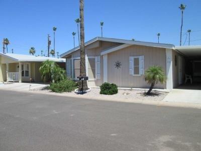 Mobile Home at 2929 E. Main St. #70 Mesa, AZ 85213