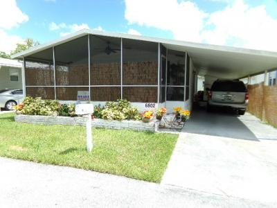 Mobile Home at 6802 Nw 30Th Street - Lot 707 Margate, FL 33063