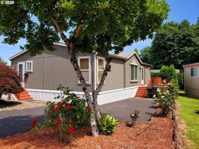 Mobile Home at 17030 Se 80Th Place Johnson City, OR 97267