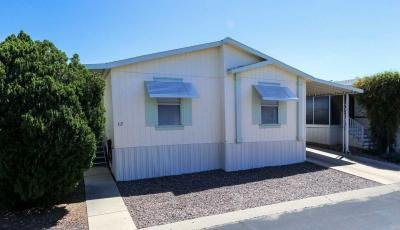 Mobile Home at 8401 S Kolb Rd #117 Tucson, AZ 85756