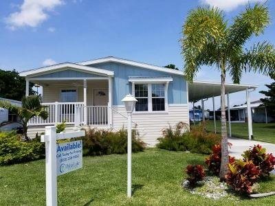 Mobile Home at 7170 42Nd Way N # 1217 Riviera Beach, FL 33404