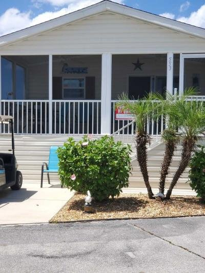 Mobile Home at 553 Indian Pkwy N Fort Myers Beach, FL 33931