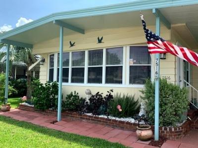Mobile Home at 7516 Lakeshore Drive Ellenton, FL 34222