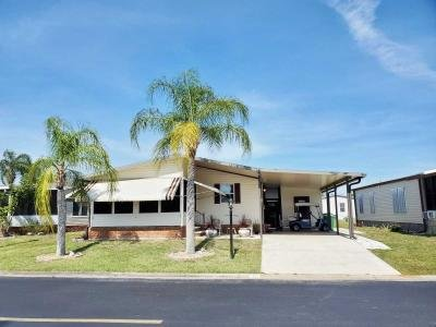 Mobile Home at 15550 Burnt Store Rd.#78 Punta Gorda, FL 33955