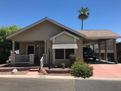 Mobile Home at 11411 N 91St Ave #105 Peoria, AZ 85345