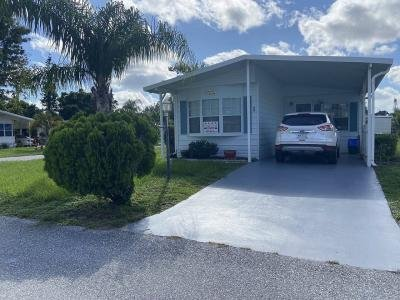 Mobile Home at 1 Del Sol Port Saint Lucie, FL 34952
