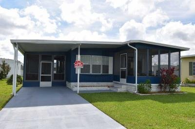 Mobile Home at 7330 Andalusia Ave, 115 New Port Richey, FL 34653