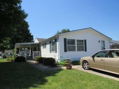 Mobile Home at 8817 Wallstreet Drive Indianapolis, IN 46234