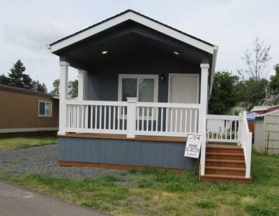Mobile Home at 1530 Tamarack Street, Sp. #115 Sweet Home, OR 97386
