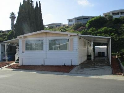 Mobile Home at 2003 Bayview Heights Dr Spc 262 San Diego, CA 92105