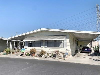 Mobile Home at 1400 S Sunkist Sp 59 Anaheim, CA 92806
