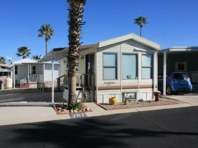 Mobile Home at 8701 S. Kolb Rd #03-267P Tucson, AZ 85756