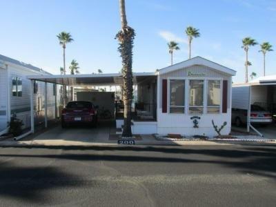Mobile Home at 8701 S. Kolb Rd., #10-200 Tucson, AZ 85756