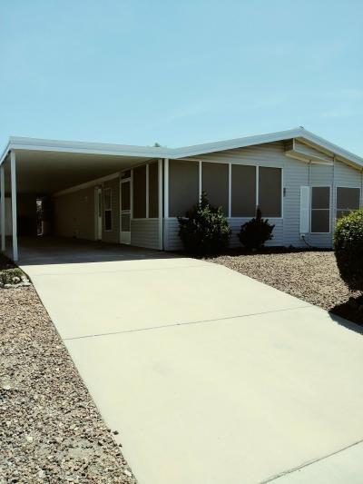 Mobile Home at 2350 Adobe Road Lot #66 Bullhead City, AZ 86442