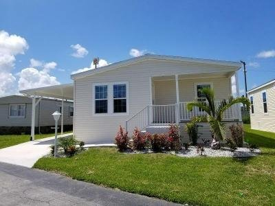 Mobile Home at 4113 71St Road N # 1020 Riviera Beach, FL 33404