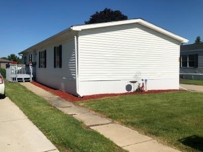 Mobile Home at 6655 Jackson Rd. Lot #042 Ann Arbor, MI 48103