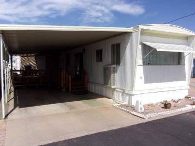 Mobile Home at 7807 E Main St , A-6 Mesa, AZ 85207