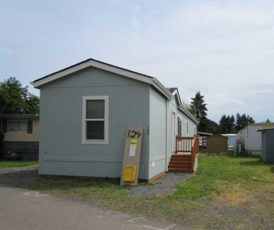 Mobile Home at 1530 Tamarack Street, Sp. #124 Sweet Home, OR 97386