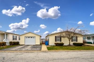 Mobile Home at 25748 Olympic Dr. Monee, IL 60449