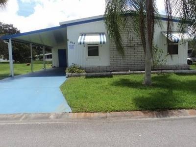 Mobile Home at 7000 20th Street Vero Beach, FL 32966