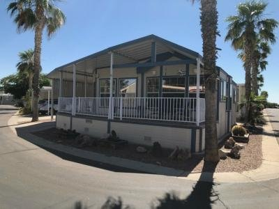 Mobile Home at 1110 North Henness Rd. #1059 Casa Grande, AZ 85122