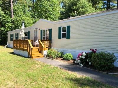 Mobile Home at 27 Ryefield Drive Old Orchard Beach, ME 04064