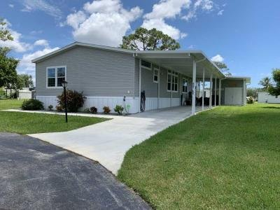 Mobile Home at 4381 Kings Row., Lot #208 Boynton Beach, FL 33436