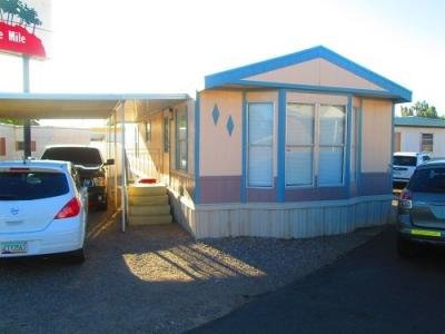Mobile Home at 1552 W. Miracle Mile #2 Tucson, AZ 85705