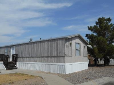Mobile Home at 12400 Rojas Drive #101 El Paso, TX 79928
