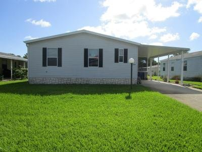 Mobile Home at 3414 Heatherway Lane Sebastian, FL 32958
