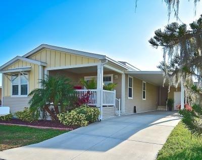 Mobile Home at 3845 Edam Street Sarasota, FL 34234