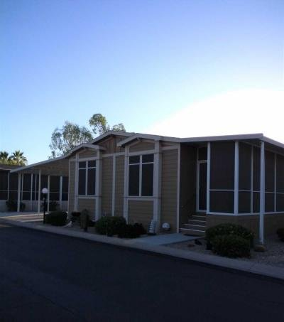 Mobile Home at 2233 E. Behrend Dr. #168 Phoenix, AZ 85024