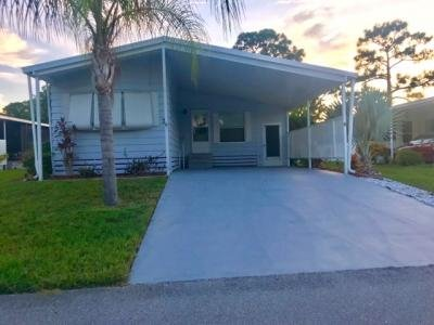 Mobile Home at 71 Las Casitas Fort Pierce, FL 34951