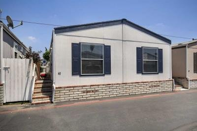 Mobile Home at 7560 Woodman Place #48 Van Nuys, CA 91405