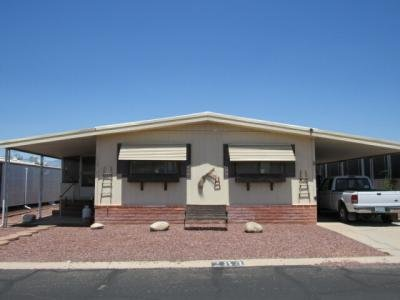 Mobile Home at 3411 S. Camino Seco # 284 Tucson, AZ 85730