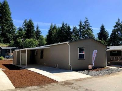 Mobile Home at 74866 Doan Rd Space 53 Rainier, OR 97048